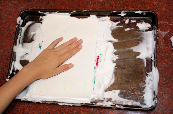 pressing paper