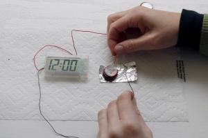 penny clock