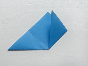 second fold 1