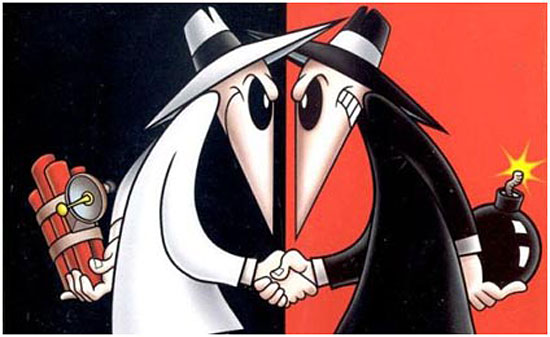 spy vs spy from www.strangehistory.net/